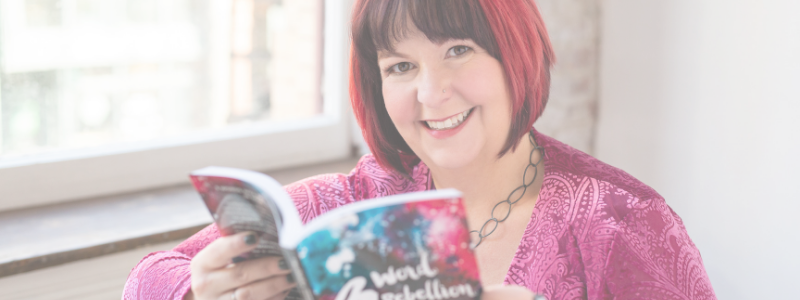 Why Your Business Needs a 3 Word Rebellion with Michelle Mazur